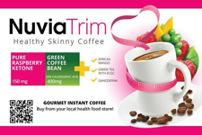 Nuvia hCG Friendly Coffee